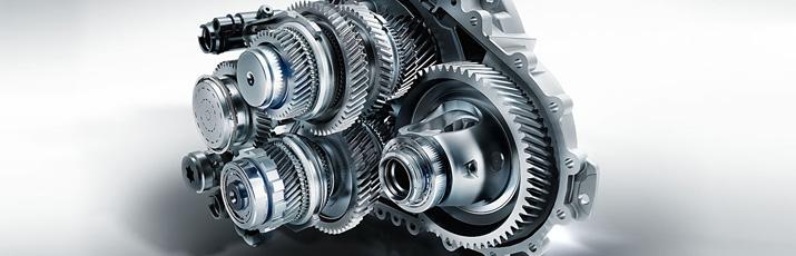 Mercedes A-Klasse Tauschgetriebe